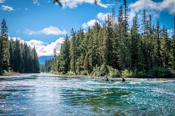 Bowron Lake Provincial Park Canoe Circuit