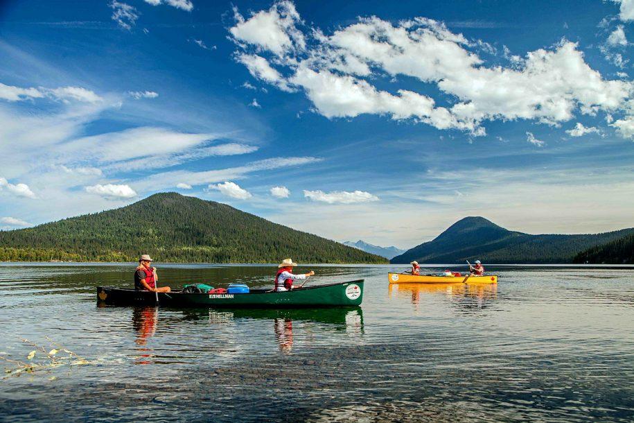 Becker's Lodge Cariboo Falls Canoe Trip