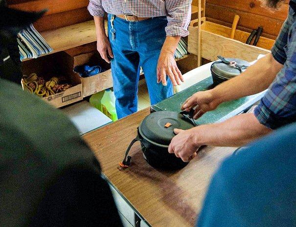Equipment Rentals, Becker's Lodge