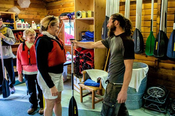 outfitting for Bowron Lake Canoe Circuit