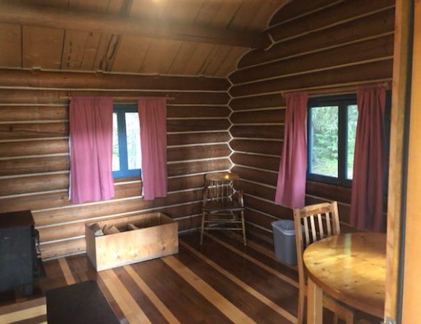 Trapper Cabin 4, Becker's Lodge, Bowron Lake, BC