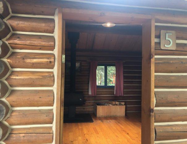 Trapper Cabin 5, Becker's Lodge, Bowron Lake, BC