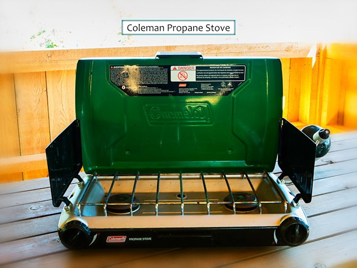 Coleman Cook Stove