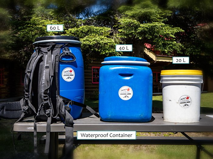 Rent Waterproof Containers